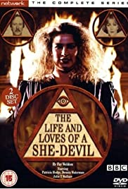 The Life and Loves of a She-Devil Poster - TV Show Forum, Cast, Reviews