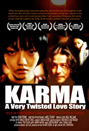 Karma: A Very Twisted Love Story Poster