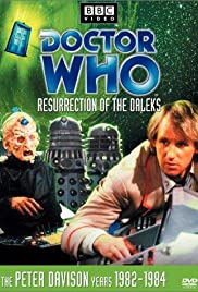 Resurrection of the Daleks: Part Two Poster
