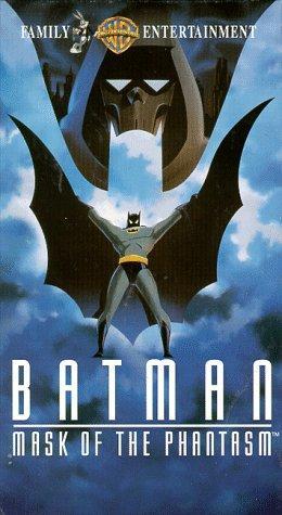 ver Batman: La máscara del fantasma