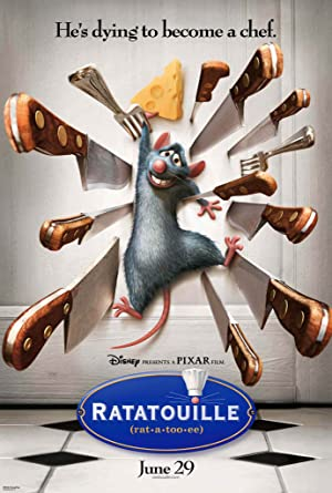 Ratatouille Dublado HD 1080p