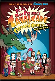 Cavalcade of Cartoon Comedy Poster