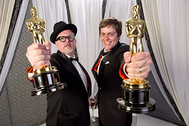 William Joyce and Brandon Oldenburg