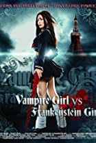 Image of Vampire Girl vs. Frankenstein Girl