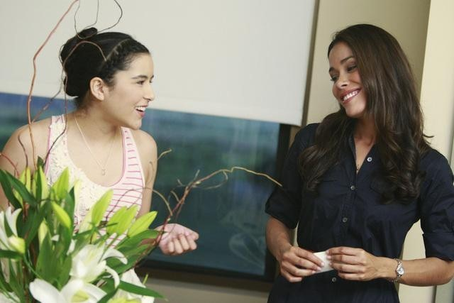 Daniella Alonso and Emily Rios in My Generation (2010)