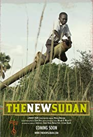 The New Sudan Poster
