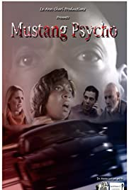 Mustang Psycho Poster
