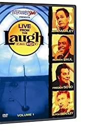 Live from the Laugh Factory: Vol 1 Poster