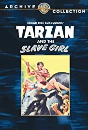 Tarzan and the Slave Girl (1950) Poster - Movie Forum, Cast, Reviews