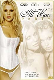 All Wives Party Poster