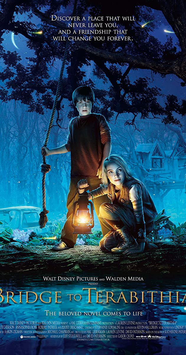 Bridge to Terabithia (2007) - IMDb