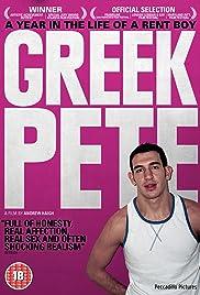 Greek Pete(2009) Poster - Movie Forum, Cast, Reviews