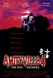 Amityville: The Evil Escapes (1989) Poster - Movie Forum, Cast, Reviews