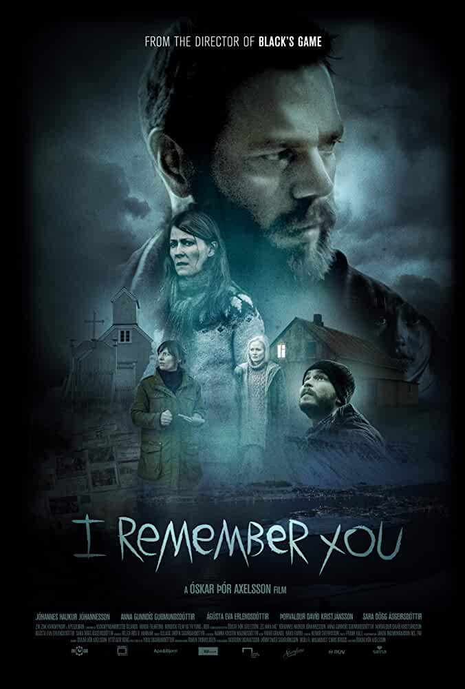 I Remember You (2017) English Movie 720p Bluray 950MB