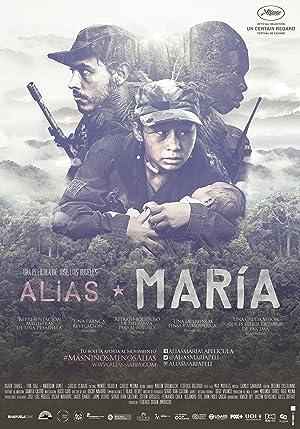 Alias María (2015)