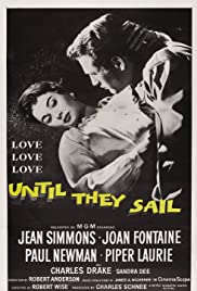 Until They Sail (1957) Poster - Movie Forum, Cast, Reviews