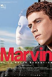 Marvin ou la belle éducation Poster