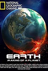 Earth: Making of a Planet Poster