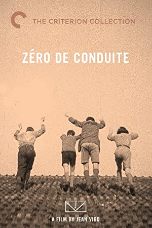Zero for Conduct poster