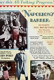 Napoleon's Barber Poster