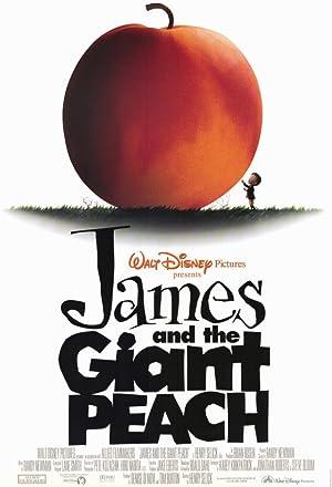 ver James y el melocotón gigante