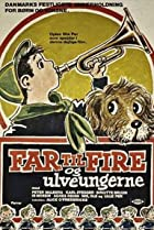 Image of Far til fire og ulveungerne