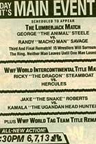 Saturday Night's Main Event (1985) Poster