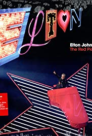 Elton John: The Red Piano Poster