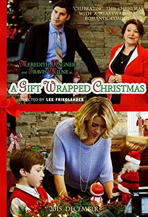 Movie A Gift Wrapped Christmas (2015)
