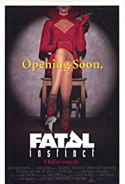 Fatal Instinct (1993) Poster - Movie Forum, Cast, Reviews