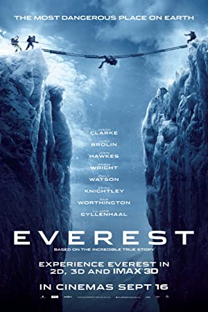 Everest - similar movie recommendations