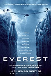 Everest (2015) Poster - Movie Forum, Cast, Reviews