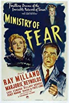 Image of Ministry of Fear