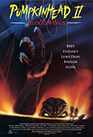 Pumpkinhead II: Blood Wings (1993) Poster - Movie Forum, Cast, Reviews