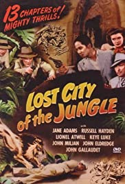 Lost City of the Jungle Poster