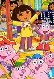 Dora's Thanksgiving Day Parade! Poster