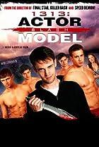 Image of 1313: Actor Slash Model