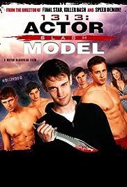 1313: Actor Slash Model Poster