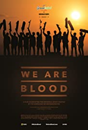 We Are Blood (2015) Poster - Movie Forum, Cast, Reviews