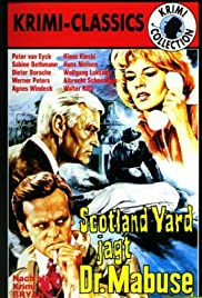 Dr. Mabuse vs. Scotland Yard Poster