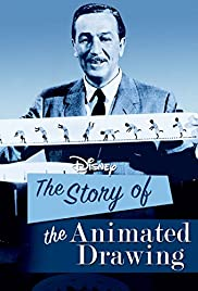 The Story of the Animated Drawing Poster