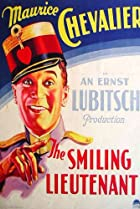 Image of The Smiling Lieutenant