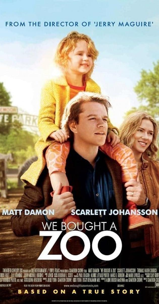 Connu We Bought a Zoo (2011) - IMDb XG73