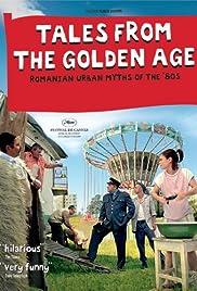 Amintiri din epoca de aur Poster
