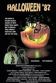 Halloween '87 Poster