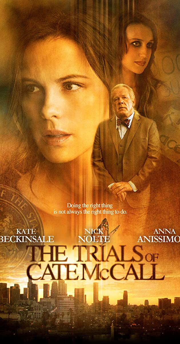 Keitės Makkol bylos / The Trials of Cate McCall (2013)