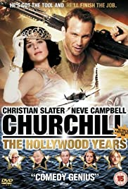 Churchill: The Hollywood Years Poster