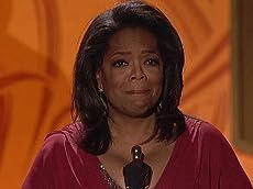 Oprah Receives the Jean Hersholt Humanitarian Award