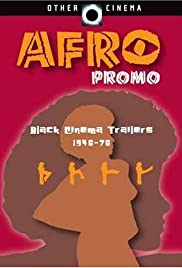 Afro Promo Poster