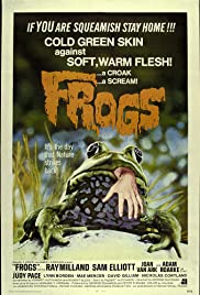 Frogs (1972) Poster - Movie Forum, Cast, Reviews
